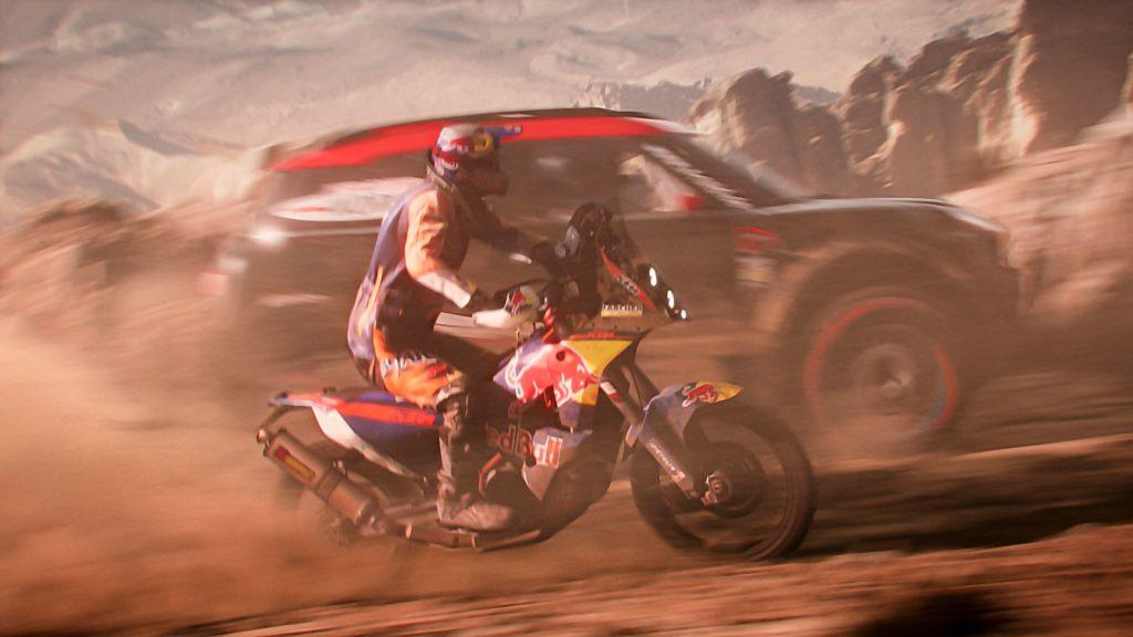 เกม Dakar 18 เป็นเกมแนวRacing ใ