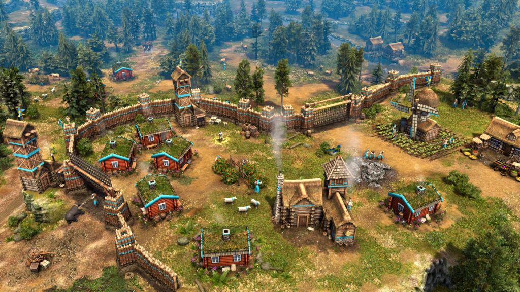 เกมAge Of Empires III : Definitive Edition-การนำระบบ4K , โมเดล 3D