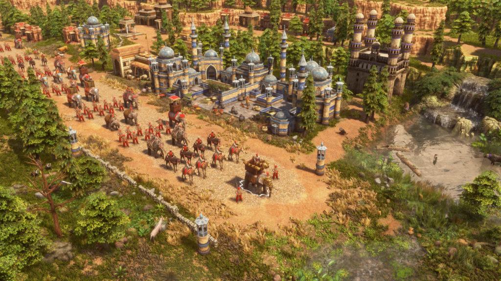 เกมAge Of Empires III : Definitive Edition-ชนเผ่าอินคา และ ชนชาติสวีเดน