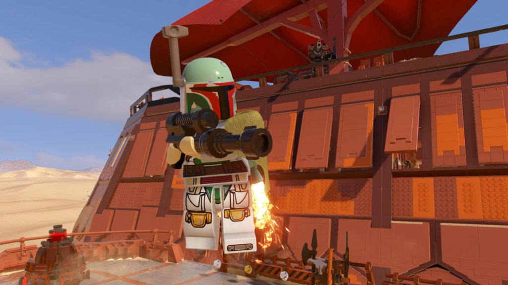 เกม Star Wars Lego-การผจญภัยในห้วงอวกาศ