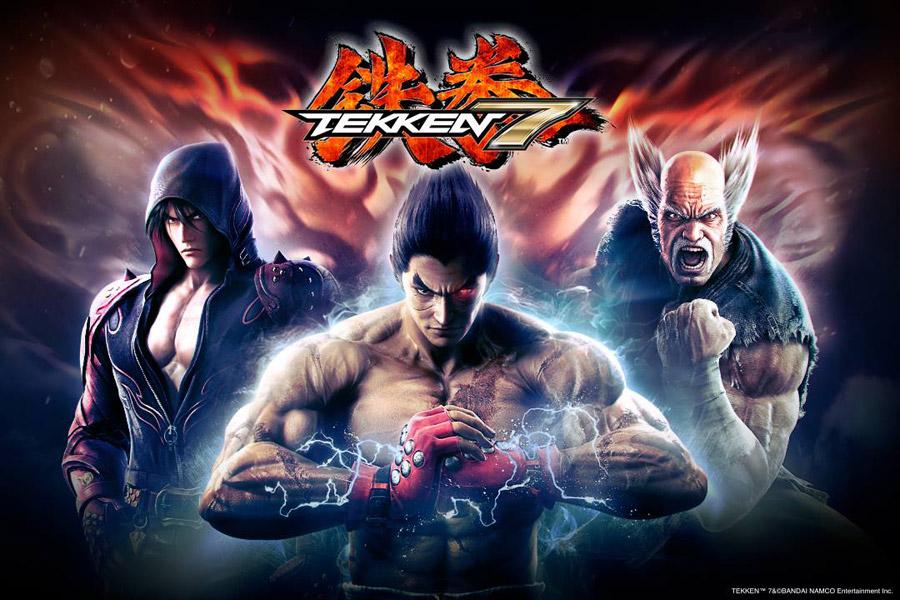 รีวิวเกม Tekken 7