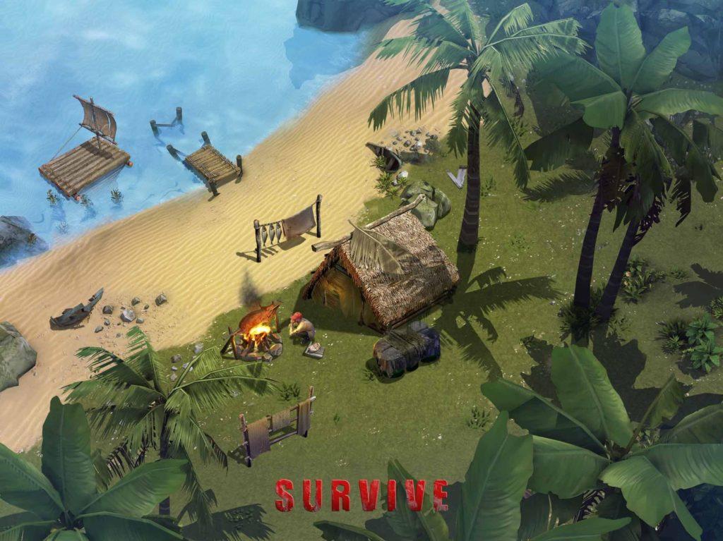 เกม L.O.S.T- เอาชีวิตรอดบนเกาะร้าง
