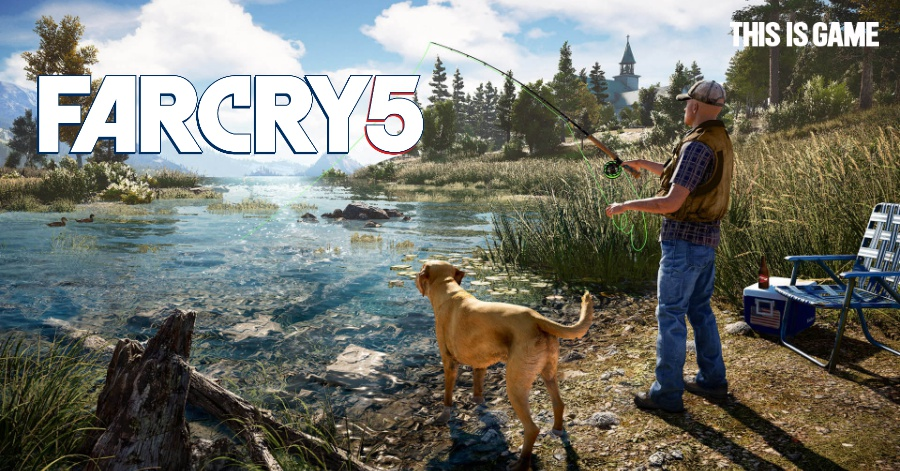 เกม Far Cry 5