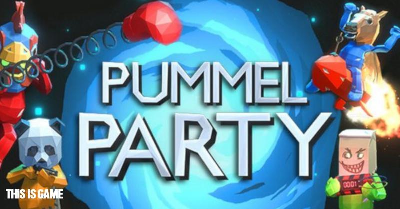 เกม Pummel Party