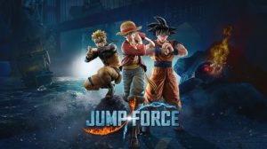 เกม Jump Force