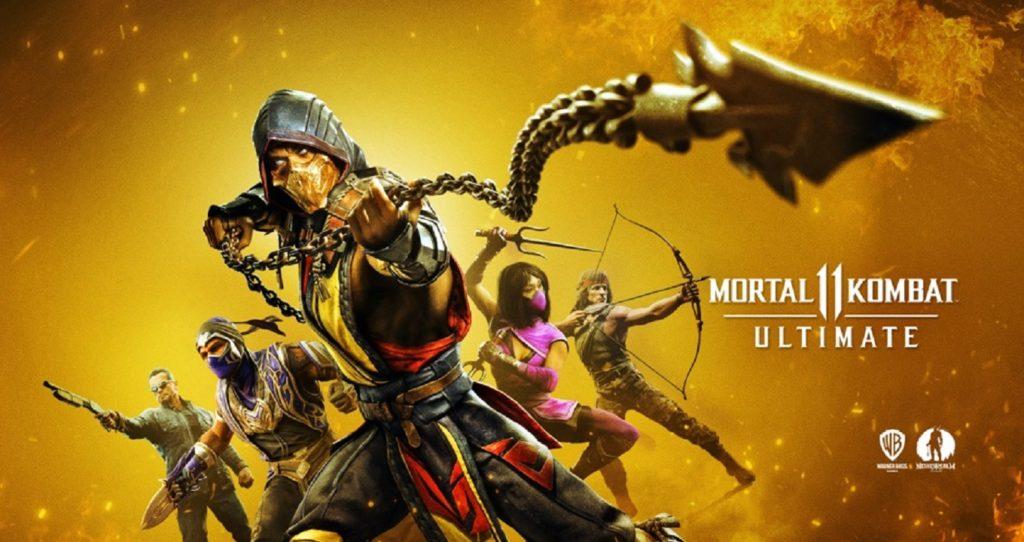 เกม Mortal Kombat 11
