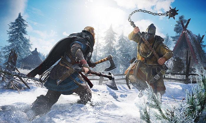 เกม Assassin's Creed Valhalla-มหากาพย์สงครามของชนเผ่าไวกิ้ง