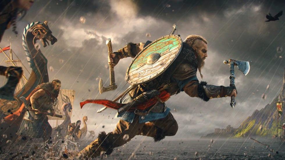 เกม Assassin's Creed Valhalla บนเครื่อง Game PC Online