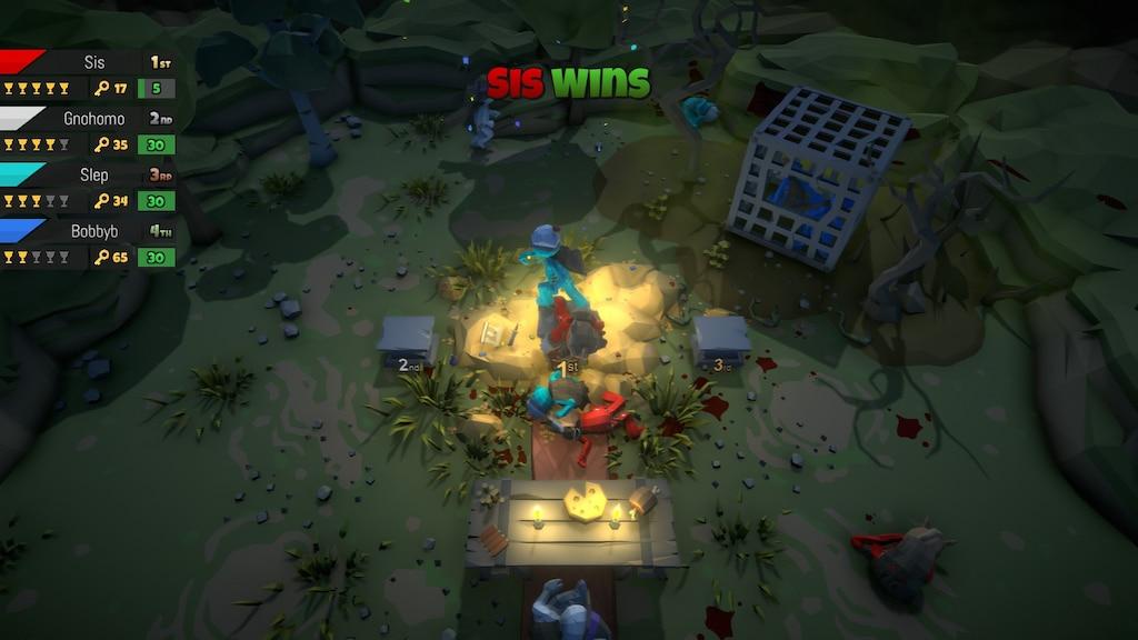 เกม Pummel Party- Game PC Online