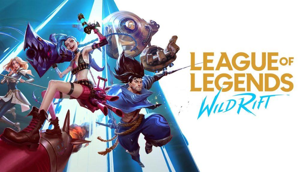 E-sport Battle Arena จัดการแข่งขัน เกม League of Legends Wildrift