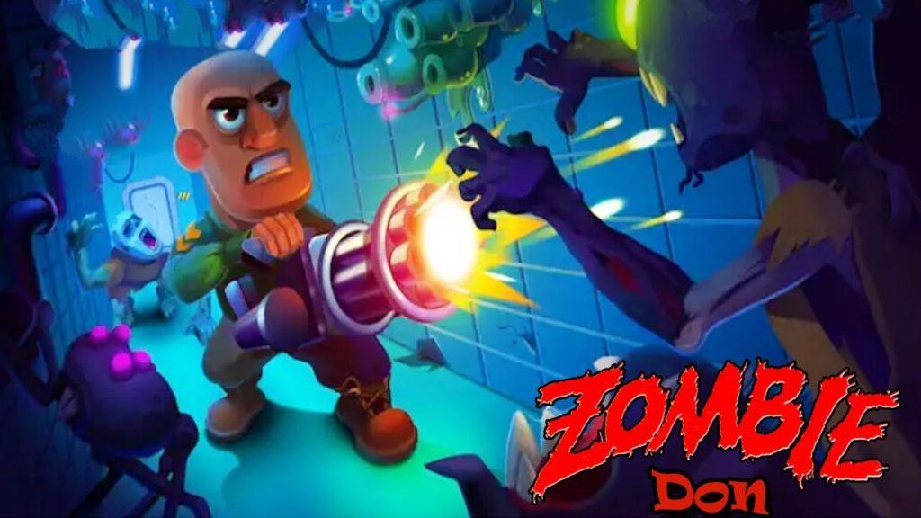 เกมมือถือแนวเอาชีวิตรอด-Don Zombie