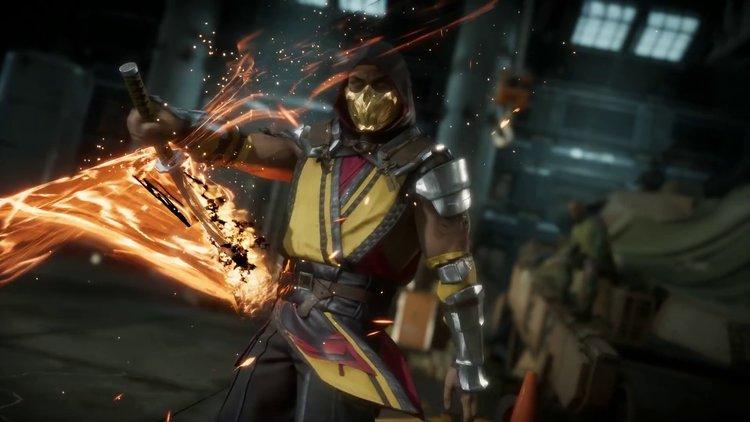 เกม Mortal Kombat 11-เกมต่อสู้สุดคลาสสิค