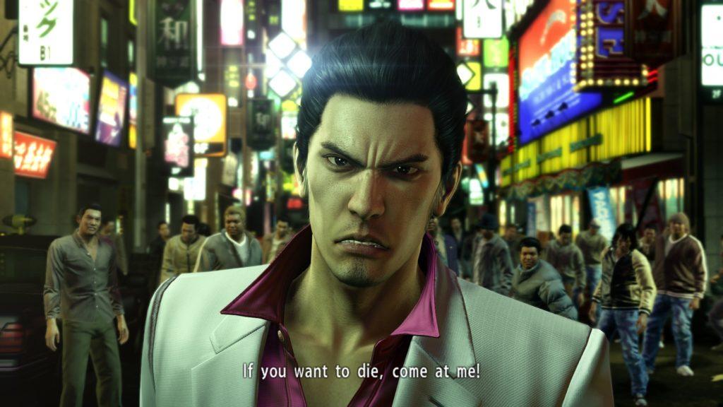 เกม Yakuza สะท้อนสังคม