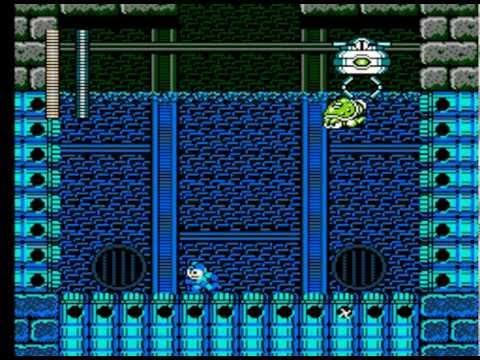 ปราสาทดอกเตอร์ไวลี่-การสู้กับหุ่นยนต์เต่า
