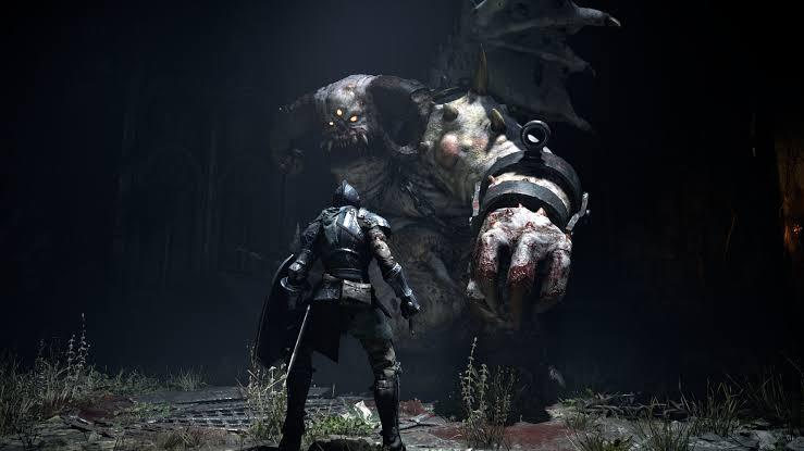 ของ Demon's Souls เกมหัวร้อน