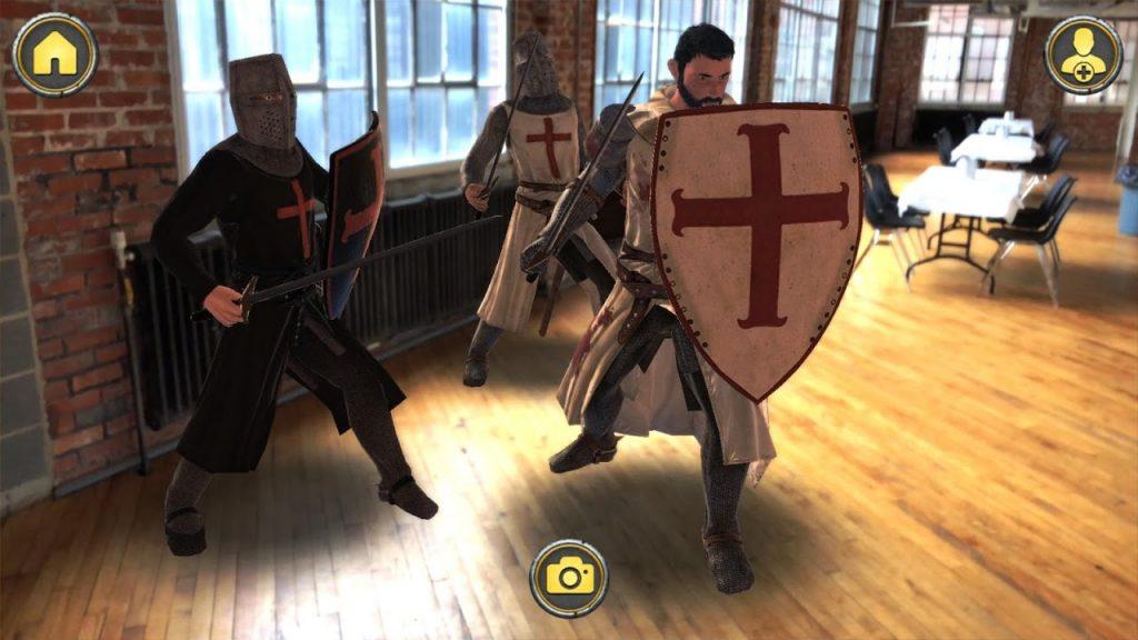 เกม AR-Knightfall AR