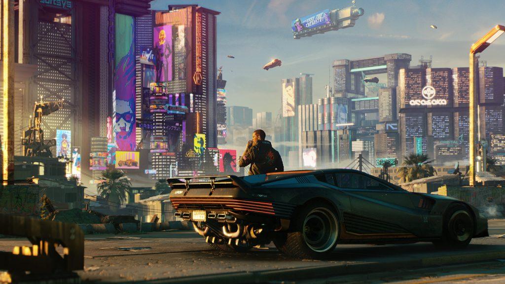 เกม Cyberpunk 2077 เกมที่ทุกคนทั้งโลกรอคอย