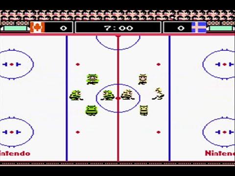 เกมไอซ์ฮอกกี้ เกมกีฬายอดเยี่ยม