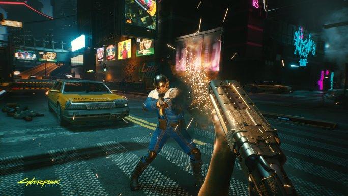 เกม Cyberpunk 2077 ค่ายCD PROJEKT RE