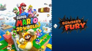 เกม Super Mario 3D World