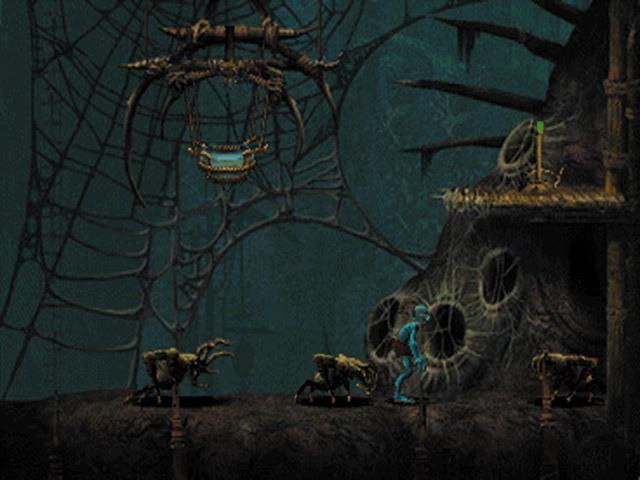 เกมเอเลี่ยน Oddworld: Abe's Oddysee