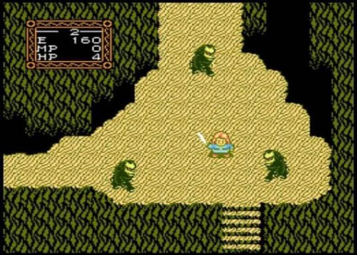 เกมจากภาพยนตร์ และแรงบันดาลใจจาก  The Legend of Zelda