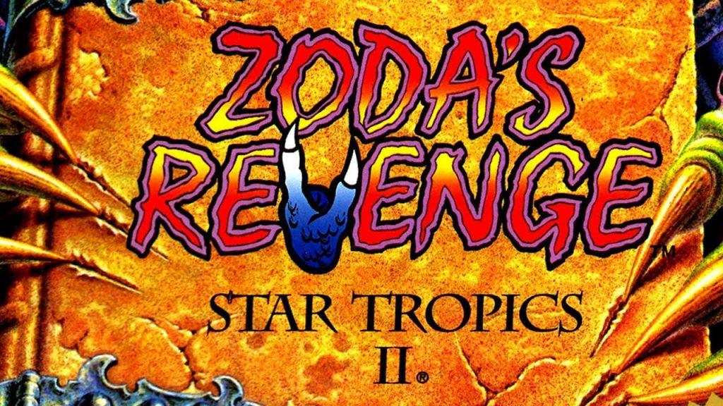 Zoda's Revenge  StarTropics II