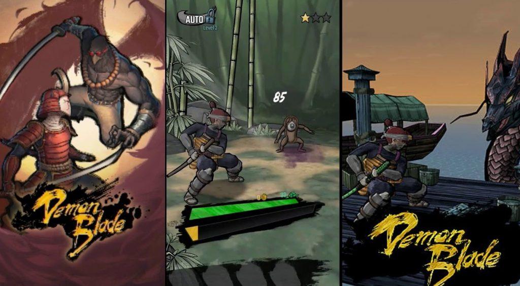 เกม Demon Blade- ระบบ Gameplay