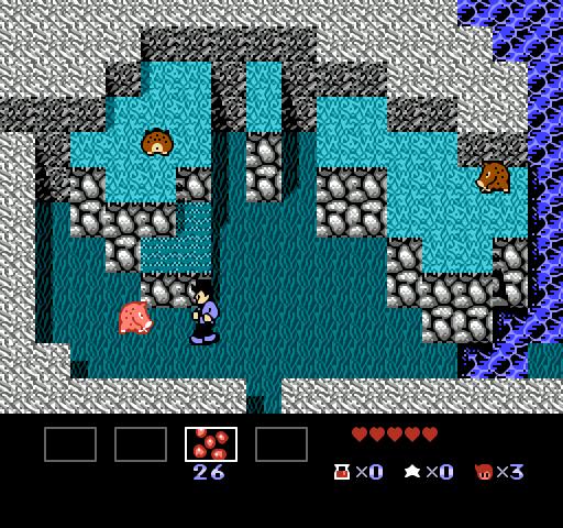 เกมผจญภัย Zoda's Revenge : StarTropics II