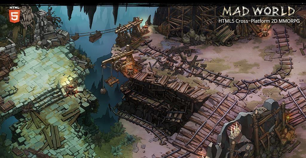 Mad World เกมแนว 2D