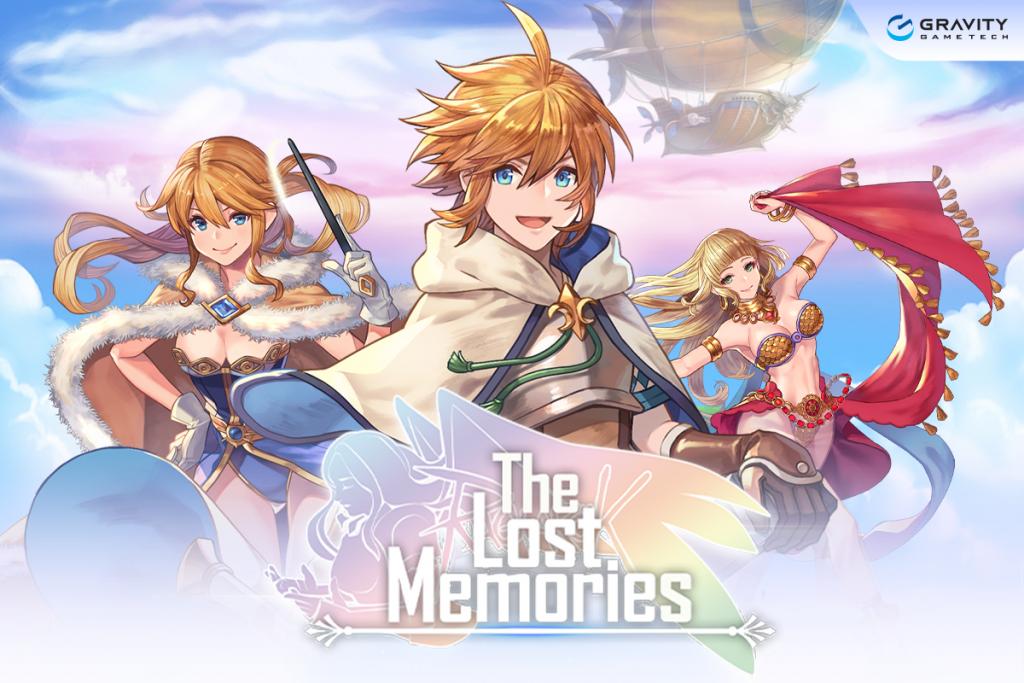 เกม The Lost Memories