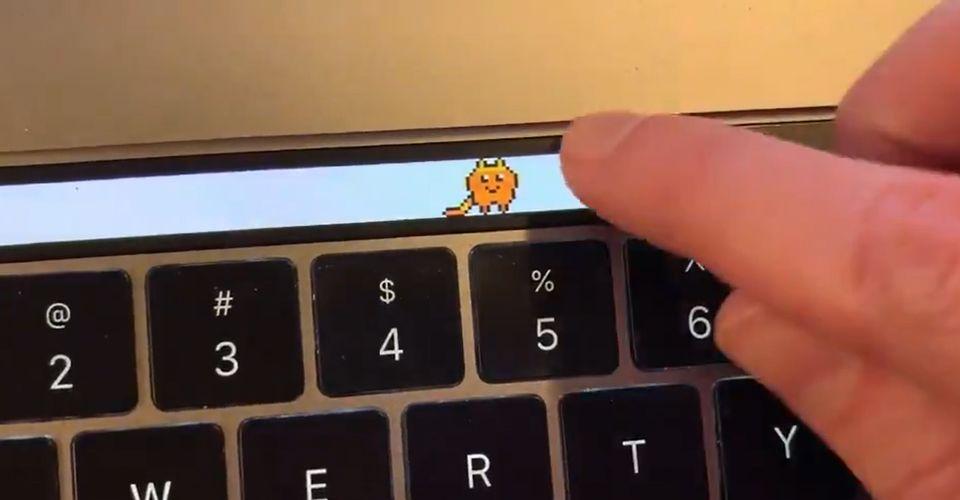สัตว์เลี้ยง เกม Touchbar Pet