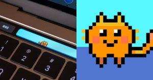 เกม Touchbar Pet