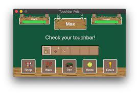 เกม Touchbar Pet จัดเป็นเกมเลี้ยงสัตว์ PC