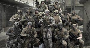 เกม Metal Gear Online 2