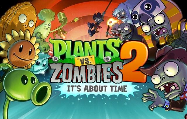 เกมมือถือออฟไลน์ Plants vs Zombies