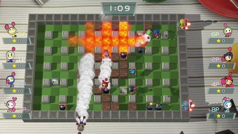Game Pc Online เกม SUPER BOMBERMAN R ONLINE