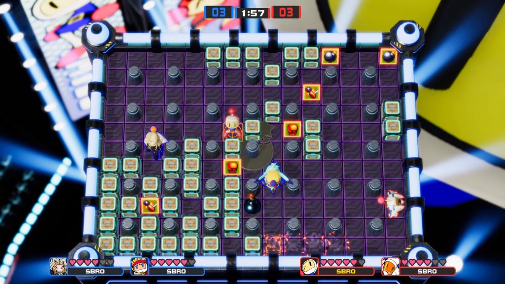 เกม SUPER BOMBERMAN R ONLINE