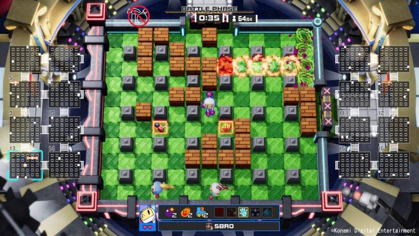 เกมวางระเบิด เกม SUPER BOMBERMAN R ONLINE