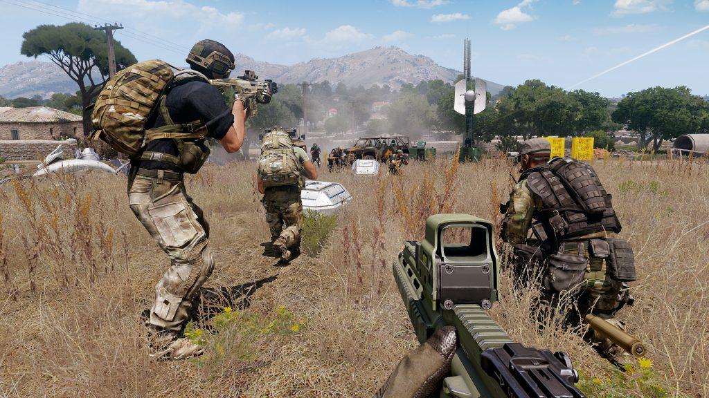 เกม Argo การต่อสู้แบบไร้ขีด