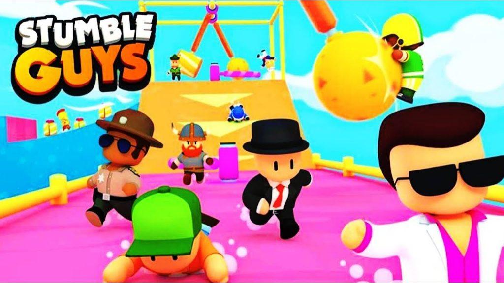เกม Stumble Guys: Multiplayer Royale