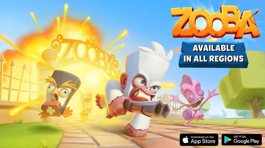 เกม Zooba